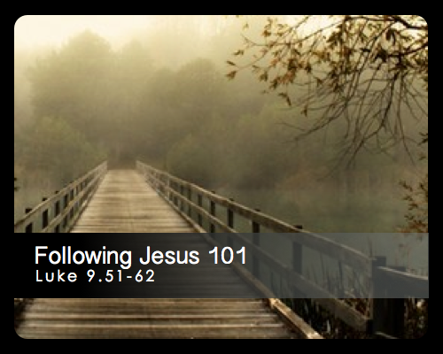 Following Jesus 101.001