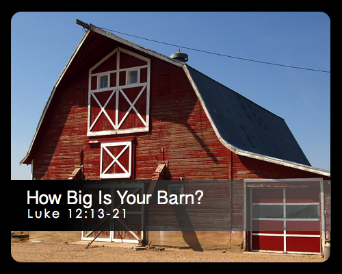 How Big Is Your Barn?.001