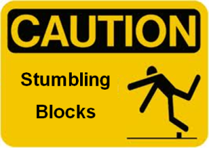 stumbling-block