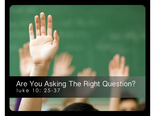 Are You Asking The Right Question?.001
